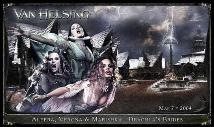 Salvapantallas de Van Helsing