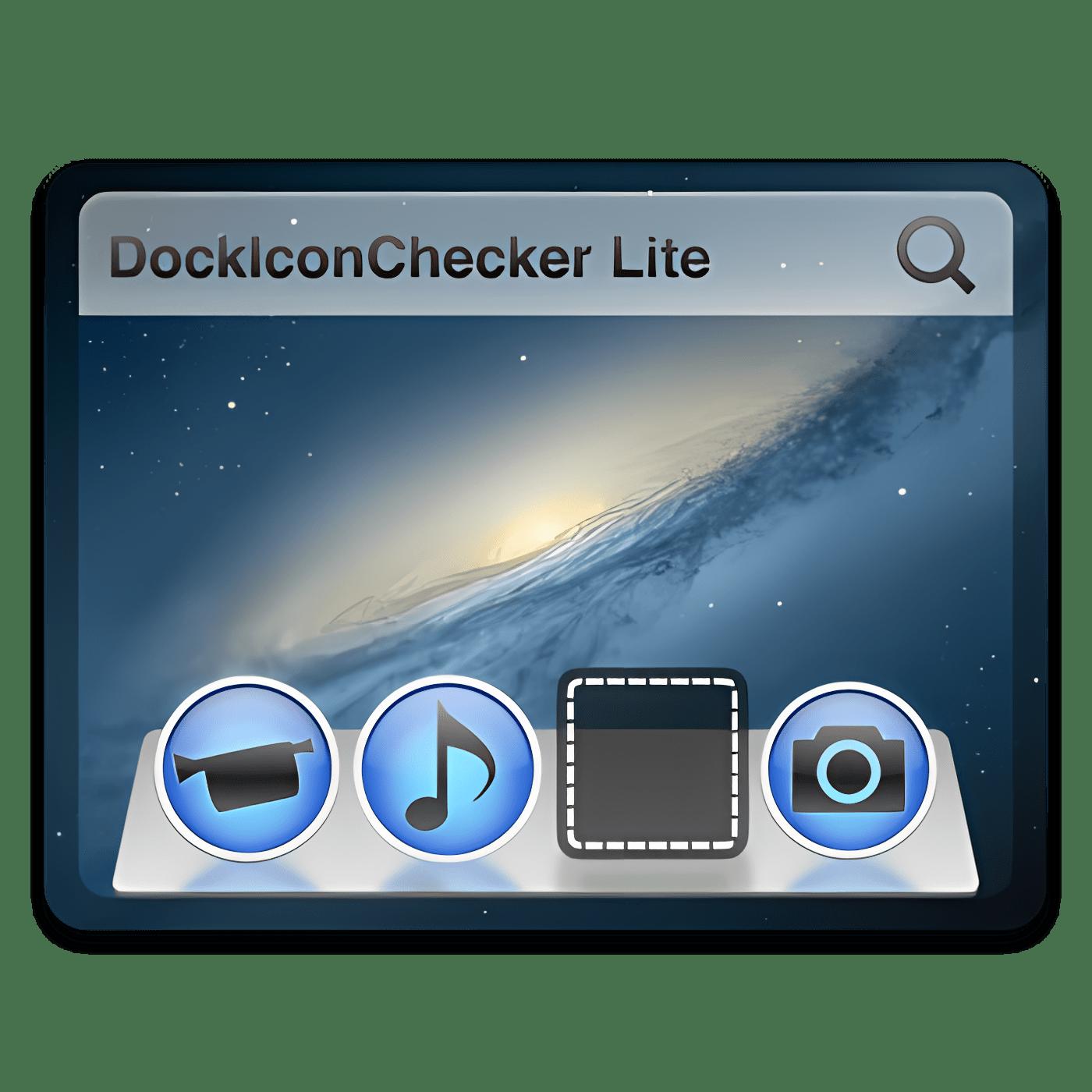 DockIconChecker Lite 1.0.5