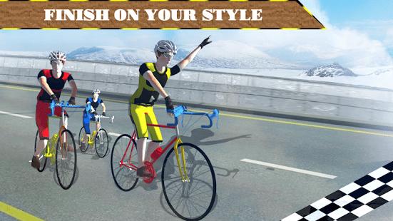 Super Cycle Amazing Rider