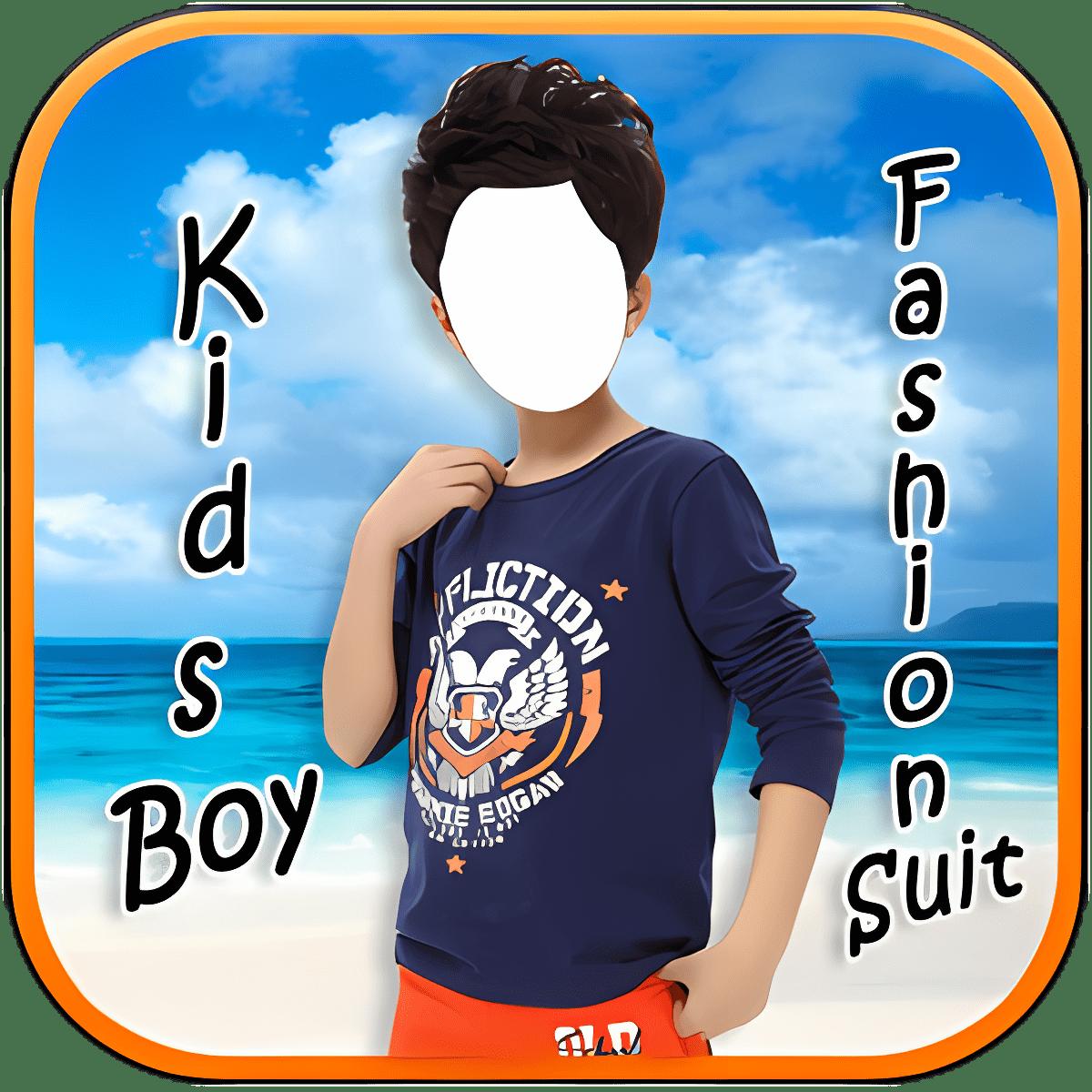 Kids Boy Fashion Suit New