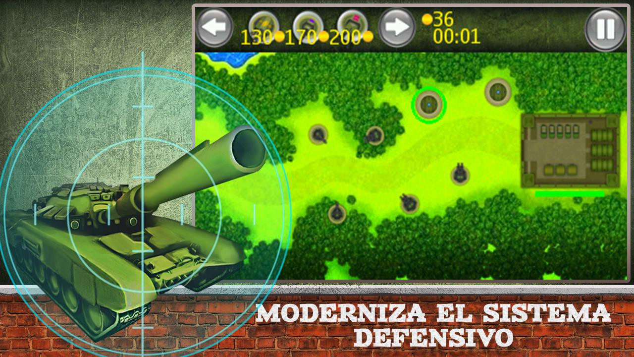 Defensa De Tanque