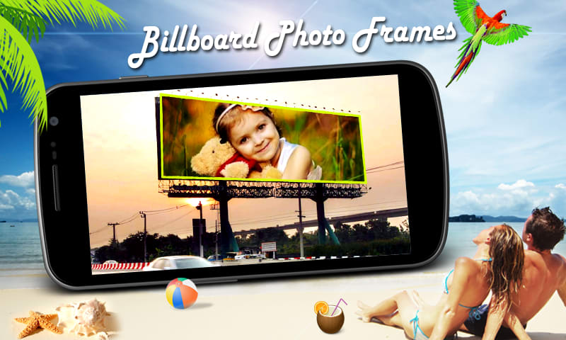Billboard Photo Frames New