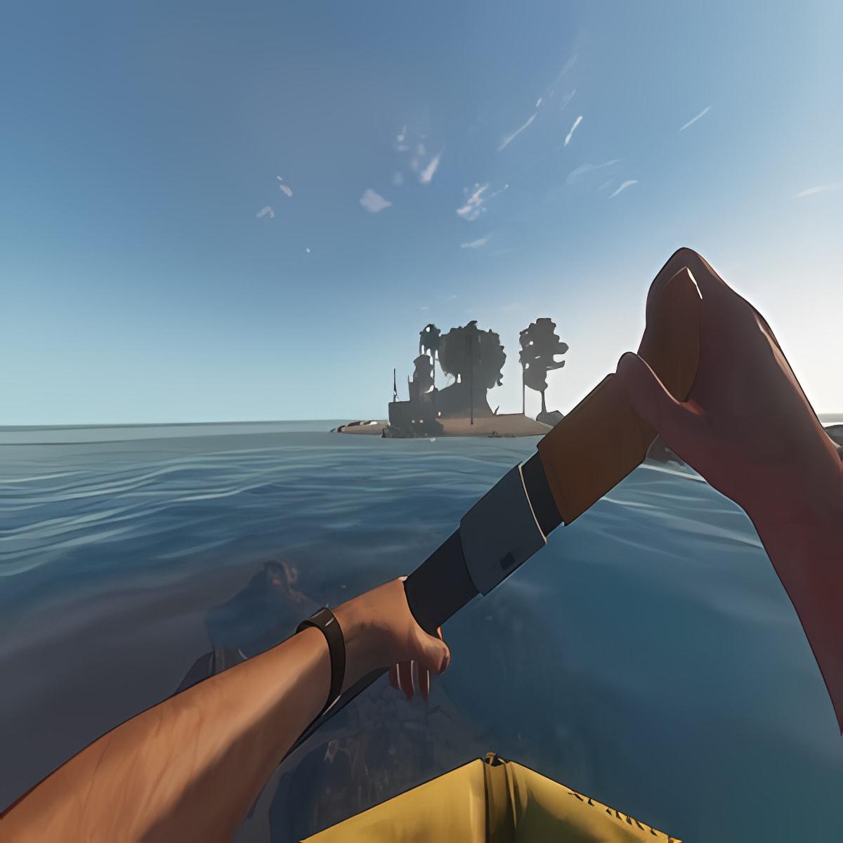 Raft Survival Game 1.0