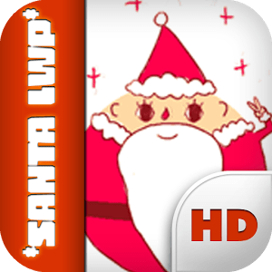 Santa Transform Live Wallpaper 1