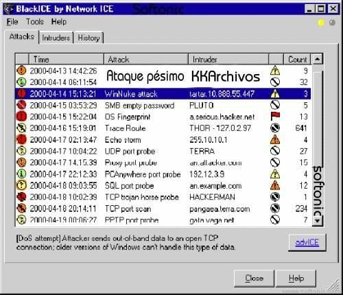 BlackICE PC Protection