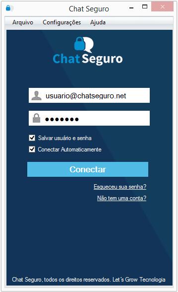 Chat Seguro