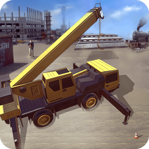 Rail Builder: Crane & Loader