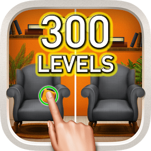 Find the differences 300 levels