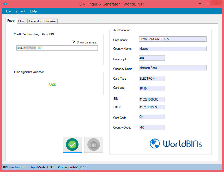 Credit Card Generator Download