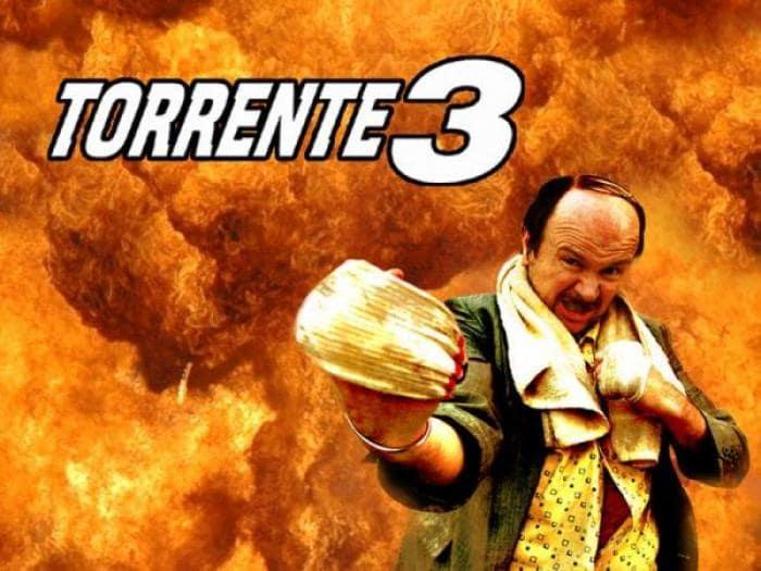 Torrente 3 Wallpaper