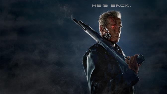 Terminator Genisys Screensaver (HD)