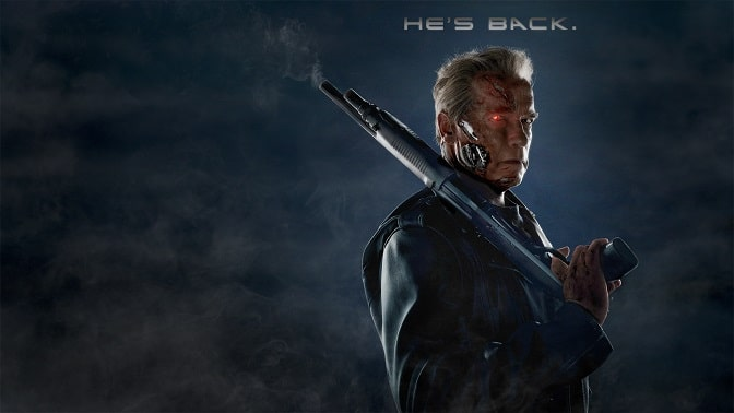 Terminator Genisys Screensaver (HD)