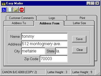 Easy Mailer