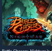 Battle Chasers: Nighwar