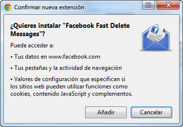 Facebook fast delete messages download facebook algorithm this application embeds a delete option directly within the inbox folder of the user one simple click can then erase messages such ccuart Gallery