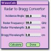 WaveCalc