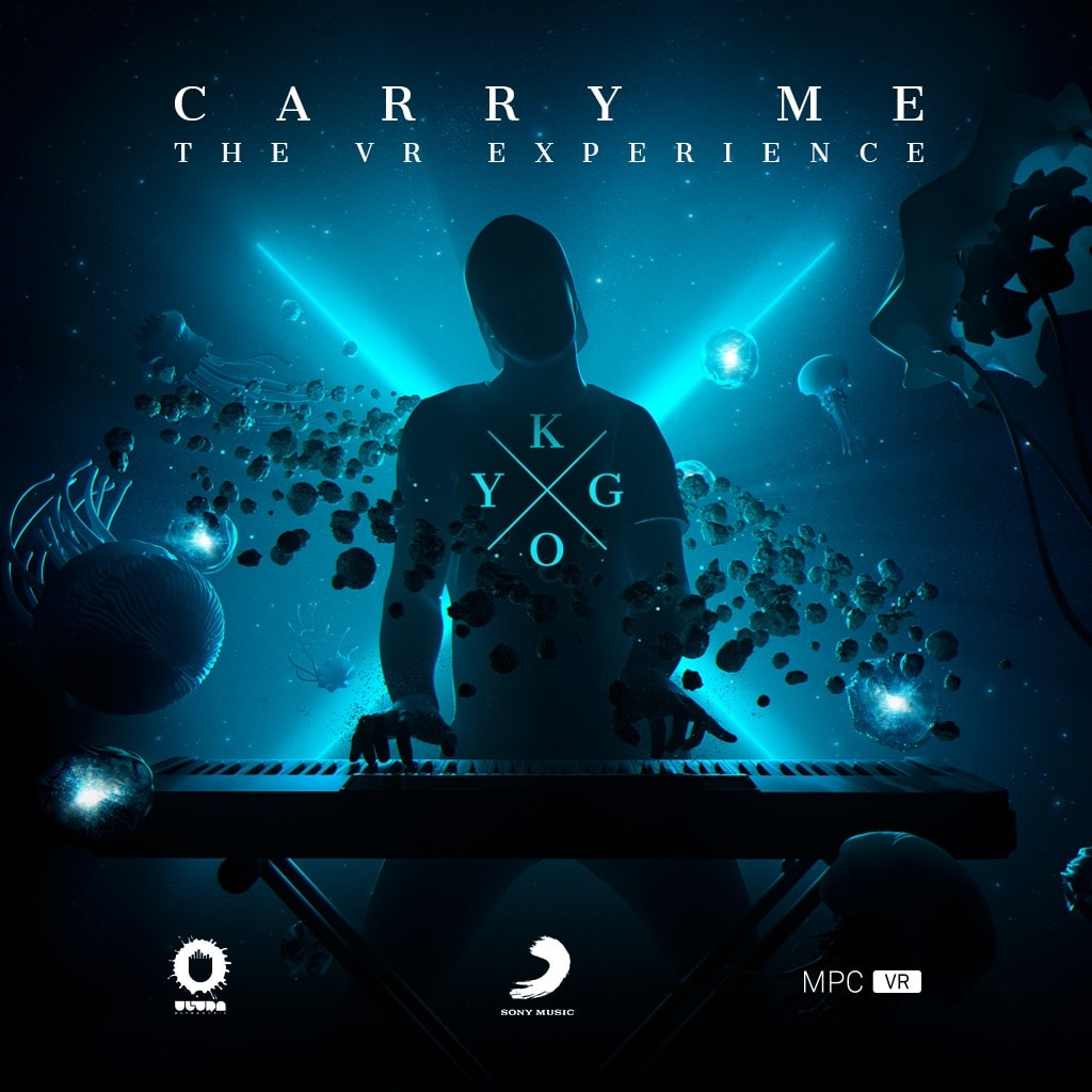 KYGO CARRY ME EXPERIENCE PS VR PS4