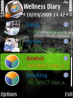 Wellness Diary