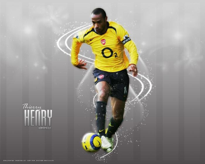 Thierry Henry Wallpaper