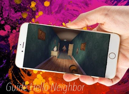 Alpha Guide Hello Neighbor 2