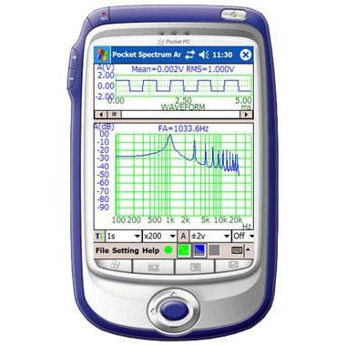 Virtins Pocket Spectrum Analyzer