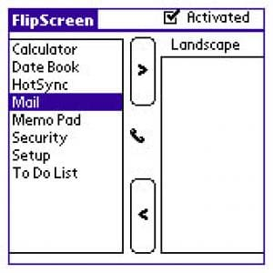 FlipScreen