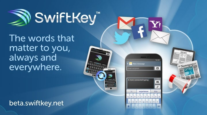 Swiftkey Cloud Beta