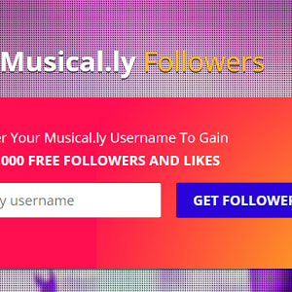 10.000 Musically Followers