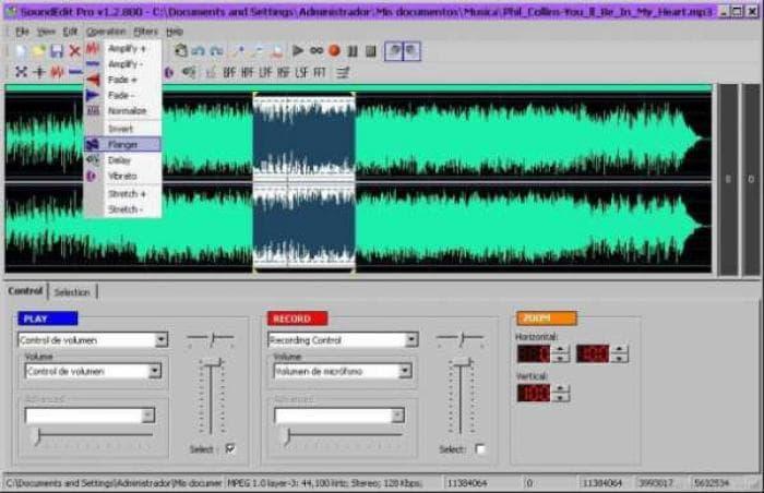 SoundEdit Pro