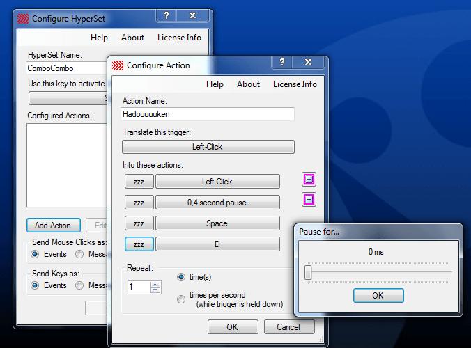 HyperClick II