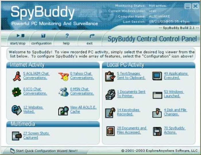 SpyBuddy