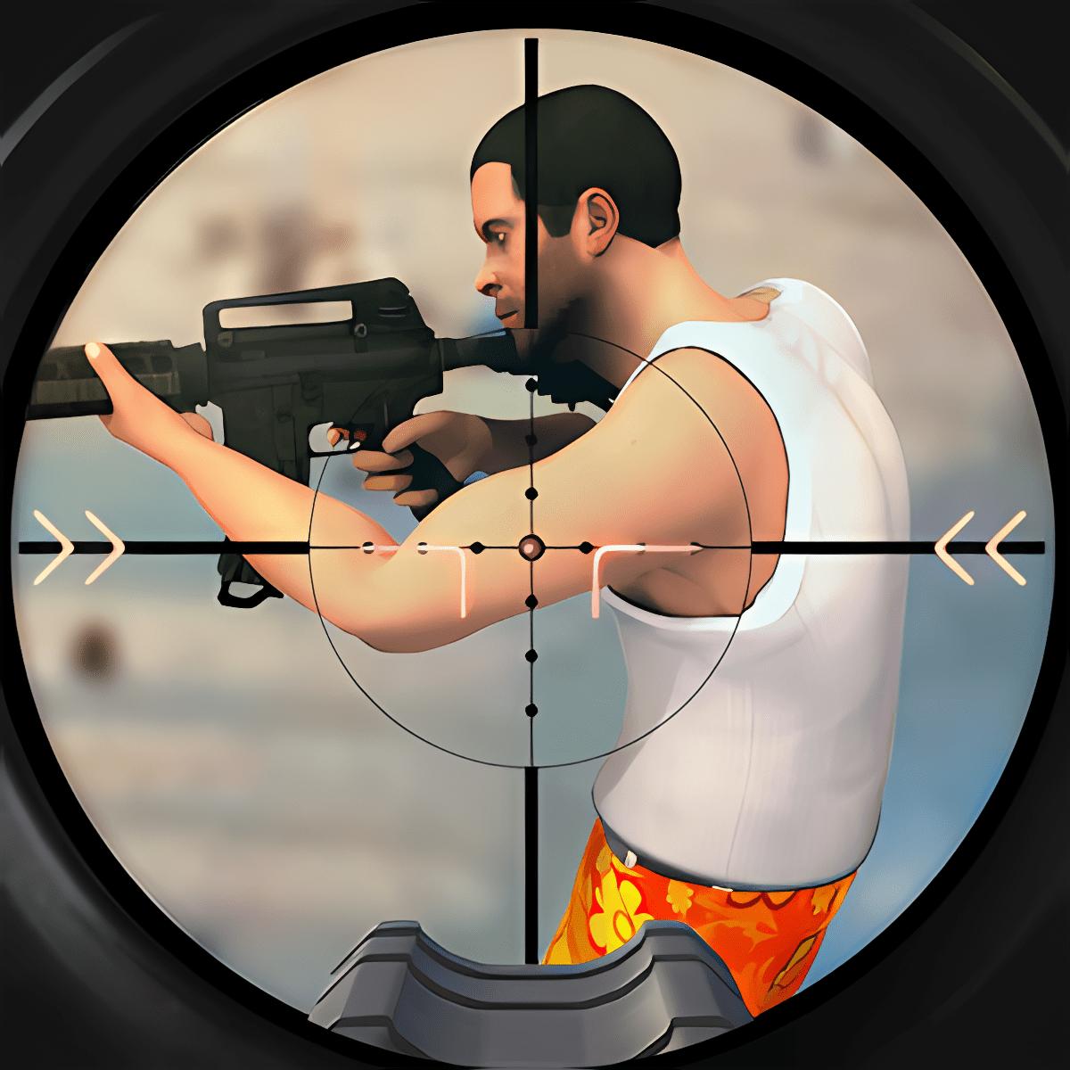 Grand Miami Sniper Gang 3D 1.2