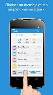Planificador SMS - Fresh