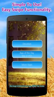 My Daily Devotion Bible App