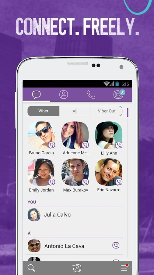 telecharger application viber pour android