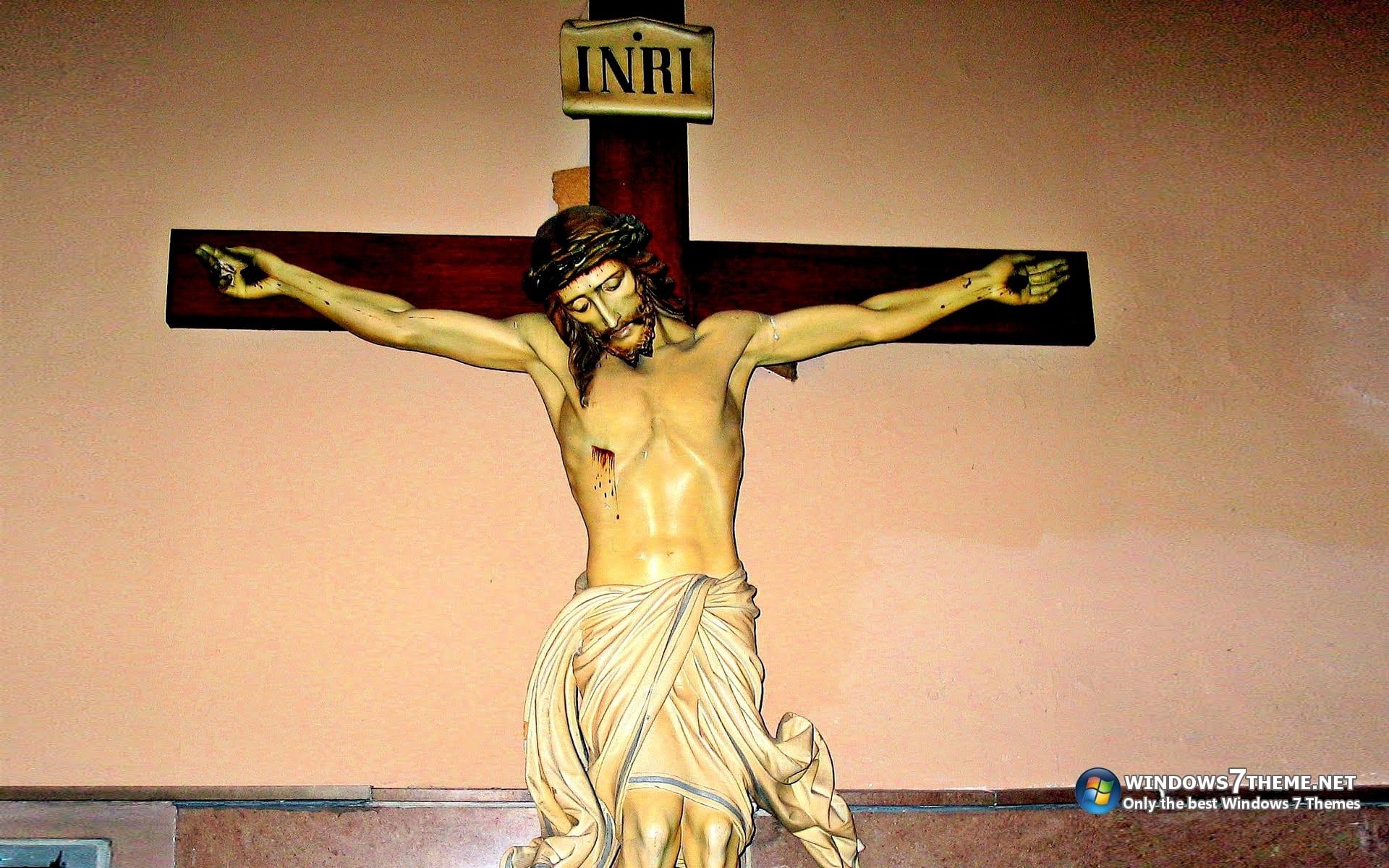 Jesus Christ Windows 7 Theme (Windows) - Download