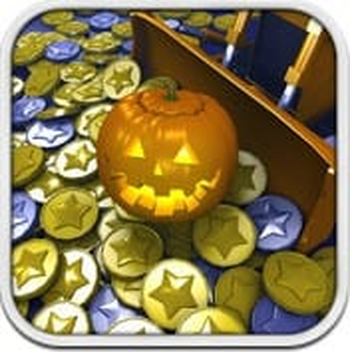 Coin Dozer - Halloween