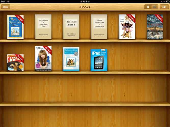 how to download an ibook as a pdf
