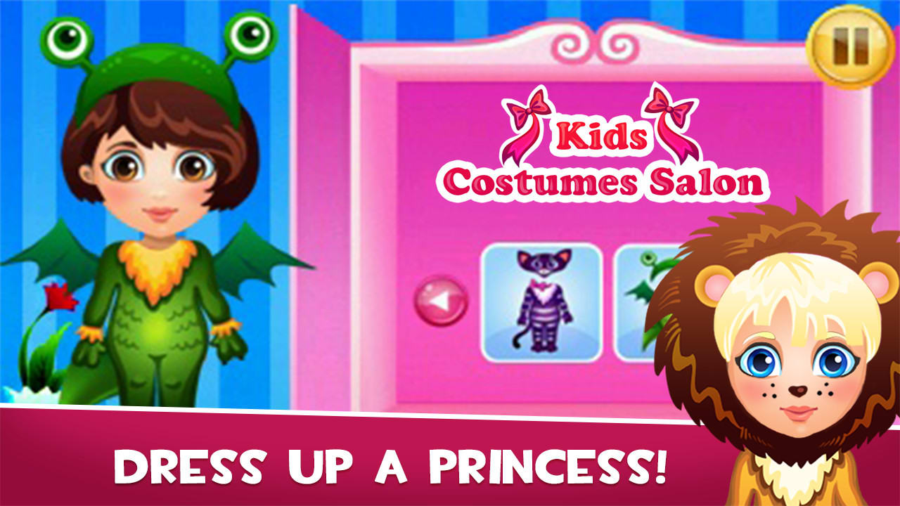 Kids Costumes Salon