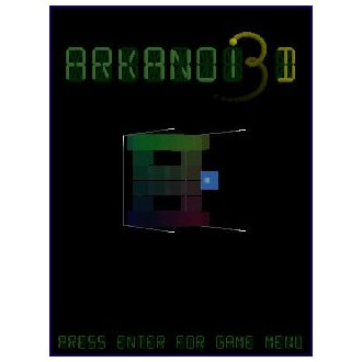 Arkanoi3D