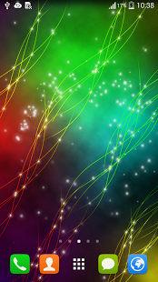 Neon Colores Wallpaper