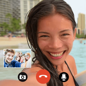 Fake video call - FakeTime 2.3 2.3.117
