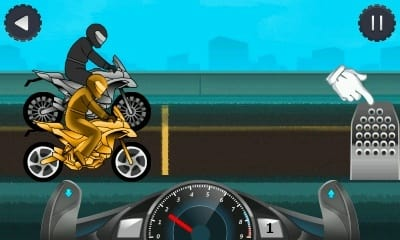 Bike Drag Racing Challenge