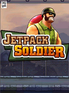 Jetpack Soldier