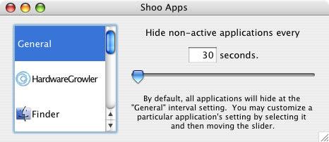 Shoo Apps