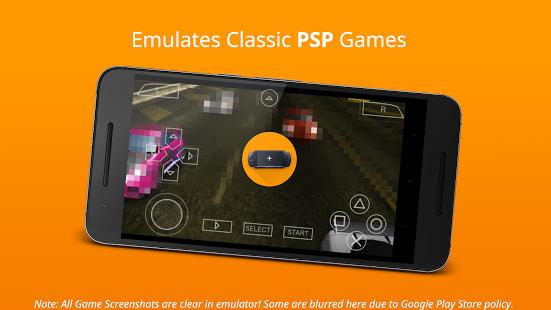 Nico PSP Emulator Golden Pro