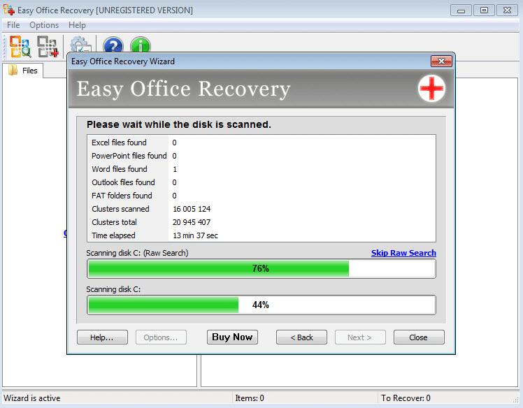 Easy Office Recovery скачать