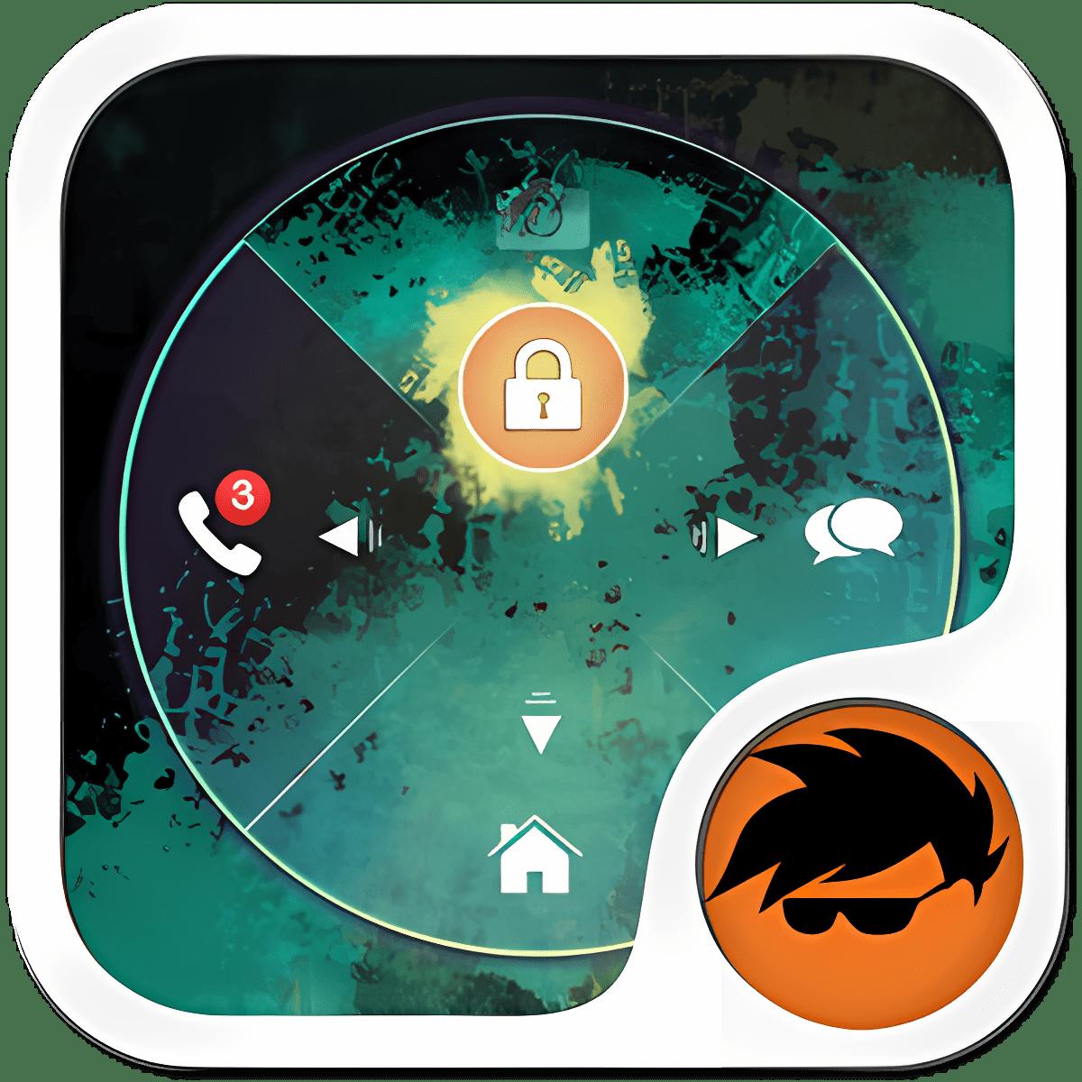 GO Locker Icon Tema
