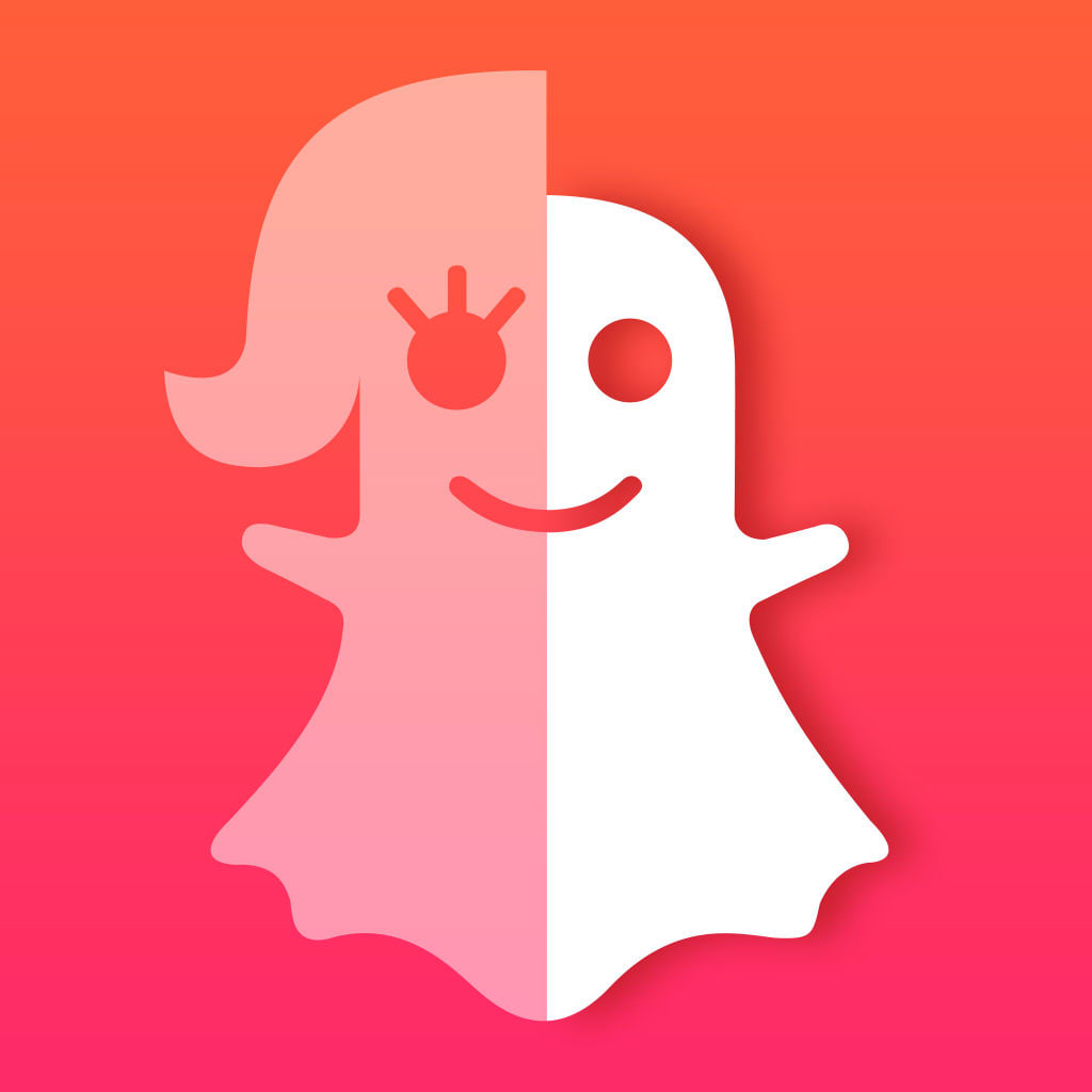 Ghost Lens+Selfie Photo Video Editor,Awesome Collage Maker Plus Pandora Filter Blender 2.3