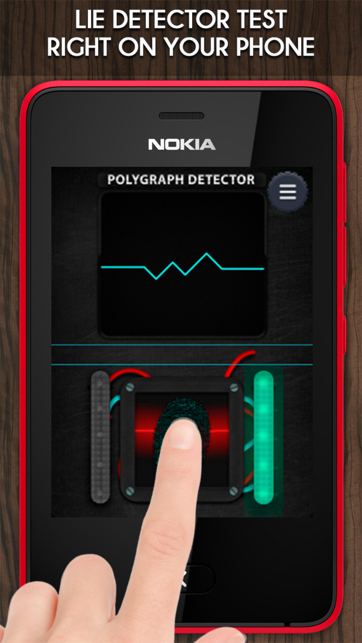Polygraph Detector - True Or False